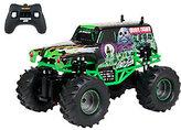 QVC 1:15 R/C Full-Function Monster Jam Grave Digger Vehicle