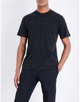 A.p.c. Jimmy Marl-print Cotton-jersey T-shirt