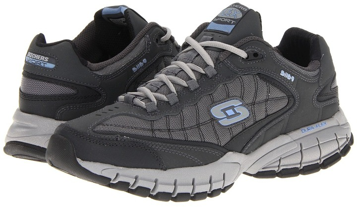 Skechers Juke - Bighorn (Charcoal) - Footwear