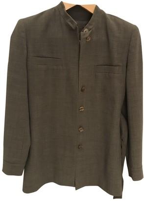 Cerruti Grey Wool Jacket for Women Vintage