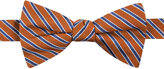 Tommy Hilfiger Men's Small Stripe To-Tie Bow Tie