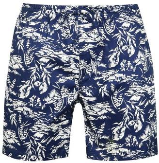 Gant Relaxed Print Shorts