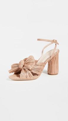 Loeffler Randall Camellia Knot Mule Strap Sandals