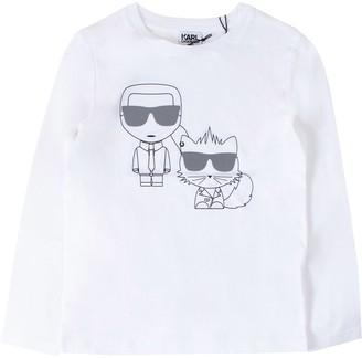 Karl Lagerfeld Paris T-shirt Child