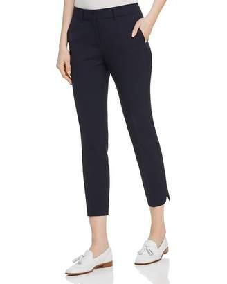 Marella Milano Cropped Slim-Leg Pants