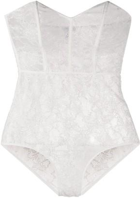 Roseanna Thelma Dentelle lace bodysuit