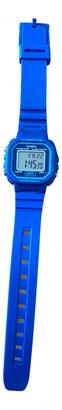 Casio Blue Rubber Watches