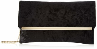 El Caballo Sancti Petri Womens Glamor Black (Negro) 30x16x5 cm