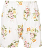 Zambesi floral print shorts