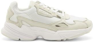 adidas White Falcon Sneakers