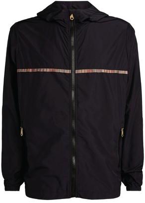 Paul Smith Artist Stripe Zipped Jacket