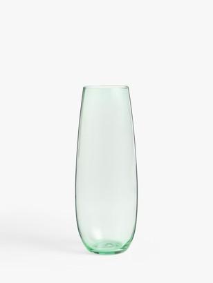 John Lewis & Partners Stemless Champagne Flute, 350ml
