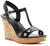 Charles by Charles David Lemur Wedge Sandal