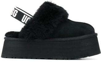 UGG Sling-Back Slipper Shoes