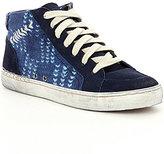 Dolce Vita Zane Distressed Sneakers