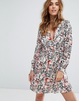 Pepe Jeans Aris Floral Tea Dress