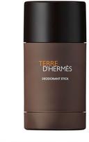 Hermès Hermes Terre d'Hermes Alcohol-Free Deodorant Stick 75ml
