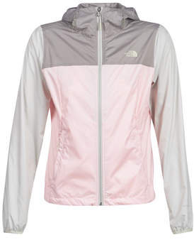 The North Face WOMENS CYCLONE JACKET women's Windbreakers in Pink