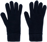 Malo cashmere knitted gloves