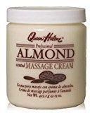 Queen Helene Almond Scented Massage Cream( 15 ounce )