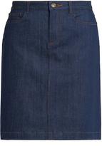 A.P.C. Jupe high-waisted denim skirt