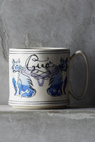 Anthropologie Sketchbook Mug