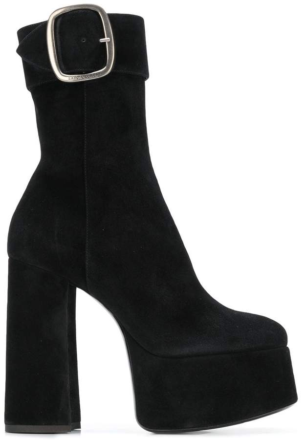 1c981132ba5 Ysl Platform Heels - ShopStyle
