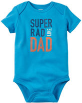 Carter's Rad Like Dad Collectible Bodysuit