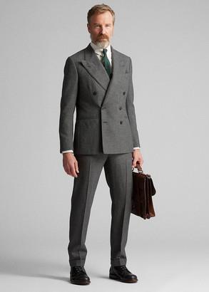 Ralph Lauren Glen Plaid Wool Suit Jacket
