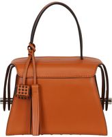 Tod's Medium Leather Top Handle Bag