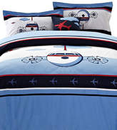 Maholi Airplane Print Duvet Cover Set