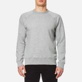 Our Legacy Men's 50's Great Sweatshirt Grey Melange