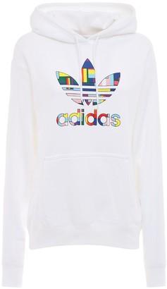 adidas Pride Flag Fill Sweatshirt Hoodie