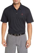 Travis Mathew Drury Trim Fit Wrinkle Resistant Polo