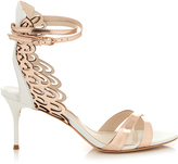 Sophia Webster Micah angel-wing leather sandals