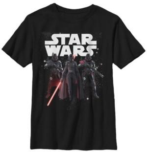 Star Wars Big Boys Jedi Fallen Order Second Sister Purge Troopers Short Sleeve T-Shirt