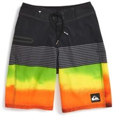 Quiksilver Boy's Divion Remix Board Shorts