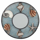 Asstd National Brand Coastal Wall Mirror