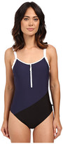 Nautica Block & Tackle Soft Cup One-Piece NA34566
