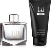 Dunhill Black Gift Set Black By Alfred