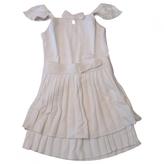 Christian Dior Ecru Cotton Outfits