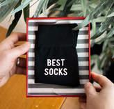 Rock On Ruby The 'Best Sock's Men's Socks