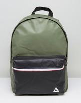 Le Coq Sportif Tri SP Backpack In Khaki 1710486