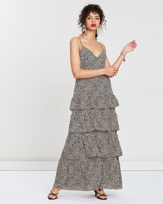 J.Crew French Vanilla Maxi Dress