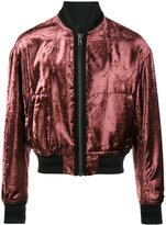 Haider Ackermann Tiziano bomber jacket