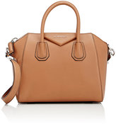 Givenchy Women's Antigona Small Duffel Bag-BROWN