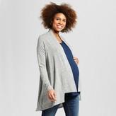 Liz Lange for Target Maternity Open Cardigan
