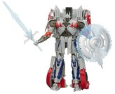Transformers Platinum Silver Knight Collector VER Exclusive