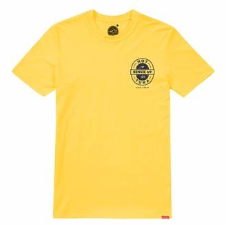 Hot Tuna Men's Beer Label Tee T-Shirt