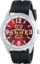 "Game Time Men's COL-VAR-IAS ""Varsity"" Watch - Iowa State"